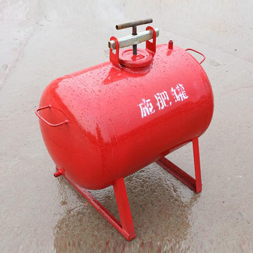 钢体施肥罐